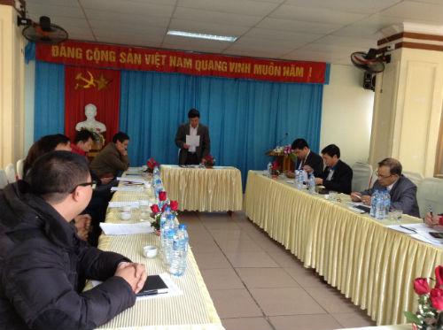 Hiệp hội Du lịch Bắc Giang triển khai công tác năm 2015